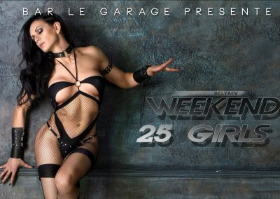 Weekend 25 filles